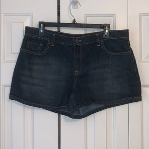 Women's New York and Co Jean Shorts